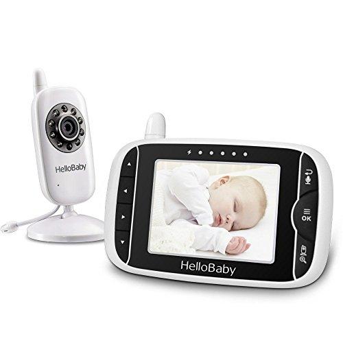 Opiniones y precio del vigilabebesHello Baby HB32